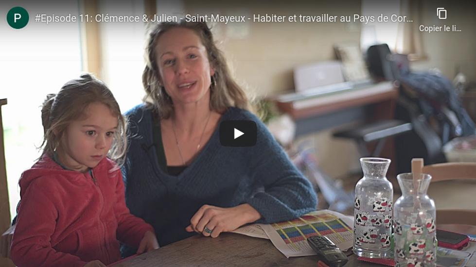 #Episode 11: Clémence & Julien - Saint-Mayeux - Habiter et travailler au Pays de Corlay 0